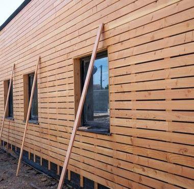 Cripe - Replonges - Isolation de maison par l'extérieur