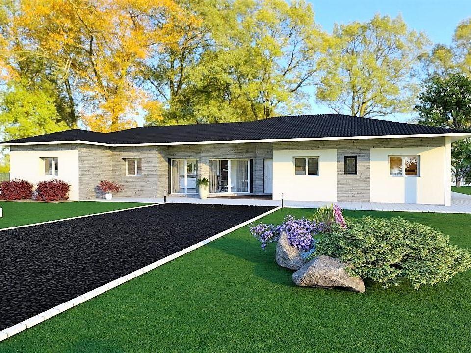 Maison d'exception plain-pied de 170 m²