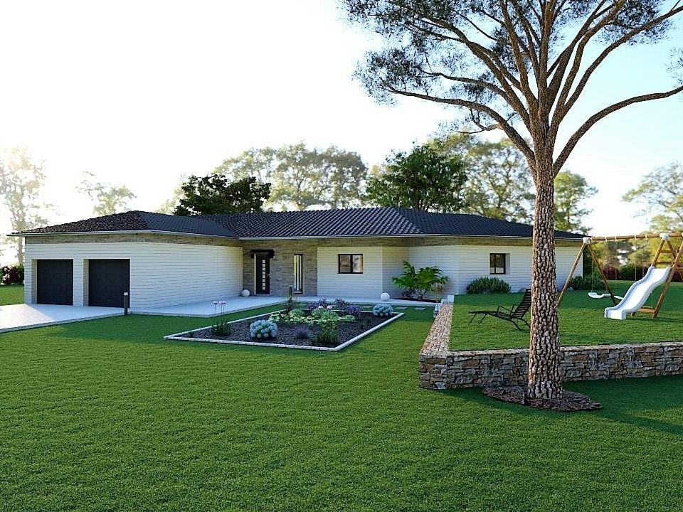 Maison moderne de 180 m²