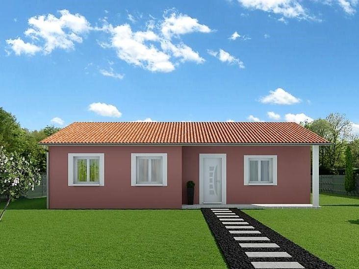 Maison actuelle 90 m²