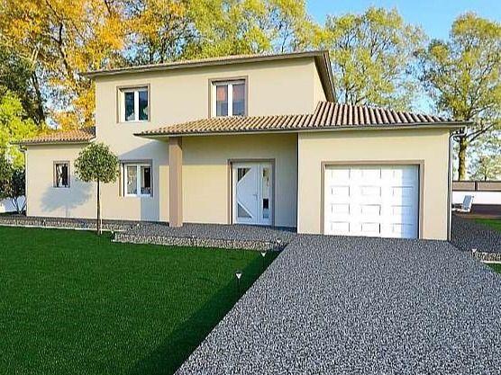 Maison familiale de 130 m²