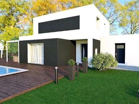 Maison contemporaine de 120 m²